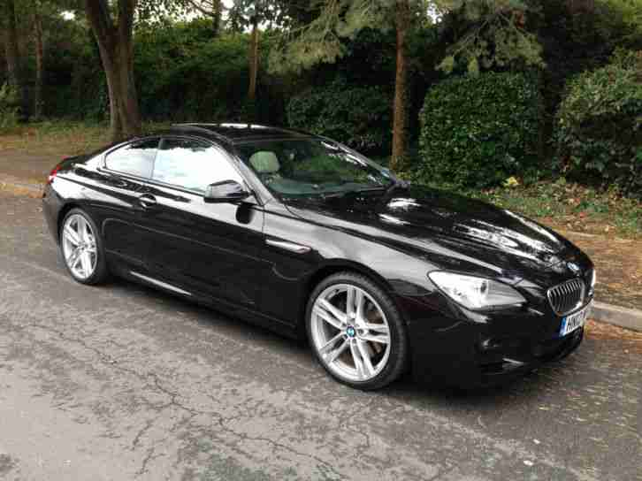 BMW 640D. BMW Car From United Kingdom