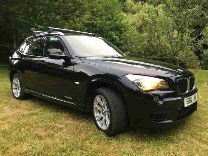 BMW X1. BMW car from United Kingdom