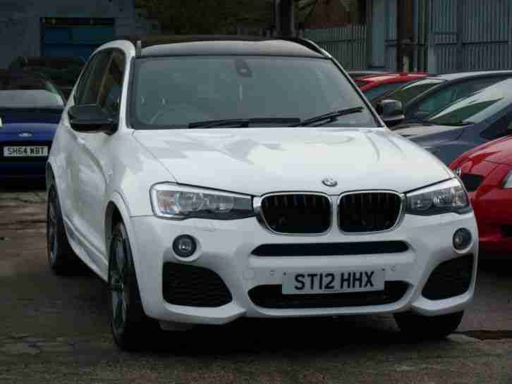 bmw 2012 x3 xdrive 2 0 diesel m sport white 4x4 damaged repaired 2015. Black Bedroom Furniture Sets. Home Design Ideas