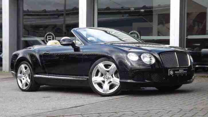 Bentley 2007 Continental Gt Mulliner 6 0 Auto Black