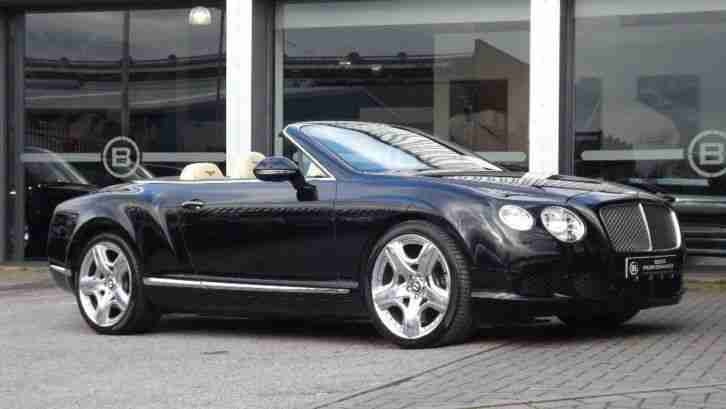 2012 Bentley Continental GTC 6.0 W12 [E85] 2dr Auto