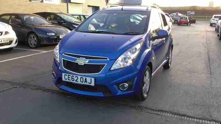 CHEVROLET SPARK. Other car from United Kingdom
