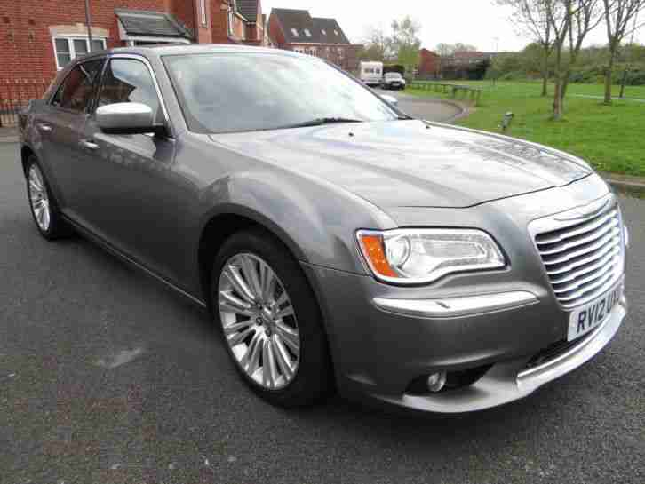 2012 300C EXECUTIVE 3.0 CRD DIESEL