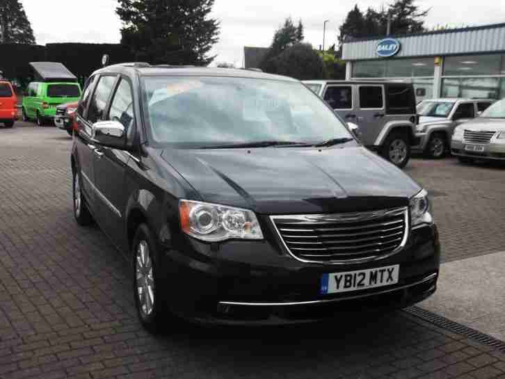 2012 GRAND VOYAGER 2.8 CRD LIMITED