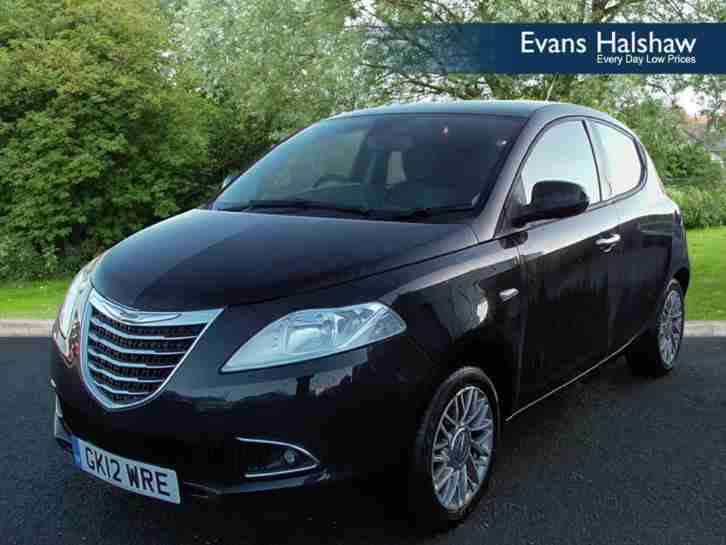 2012 CHRYSLER YPSILON CHRYSLER YPSILON 1.2 Limited 5dr Petrol