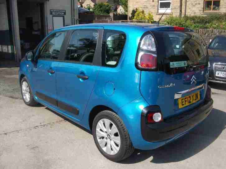 2012 Citroen C3 Picasso 1.6 HDi VTR+ 5dr