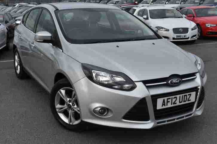 2012 FOCUS 1.6 125 Zetec Powershift