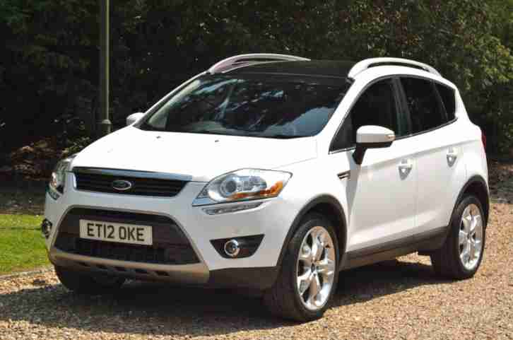 ford 2012 kuga titanium x tdci estate diesel car for sale. Black Bedroom Furniture Sets. Home Design Ideas