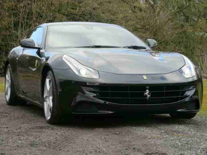 Ferrari FF. Ferrari car from United Kingdom