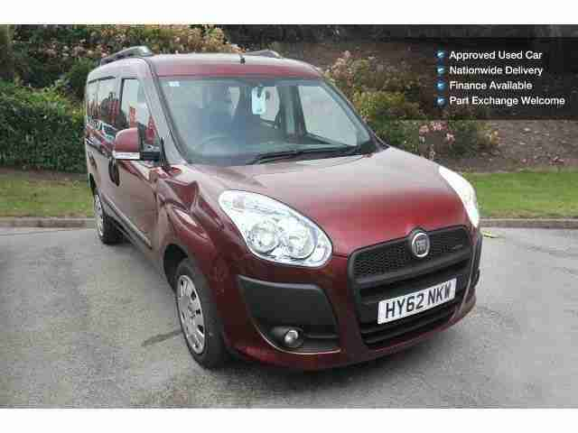 2012 Fiat Doblo 1.6 Multijet 105 Mylife 5Dr Diesel Estate
