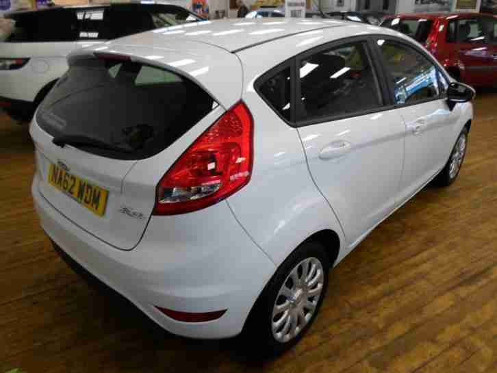 2012 Ford Fiesta 1.4 TDCi [70] Edge 5dr £20 TAX 5 door Hatchback