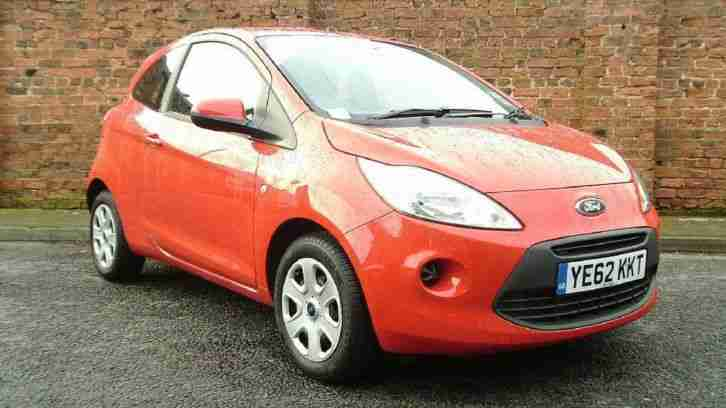 Ford KA. Ford car from United Kingdom
