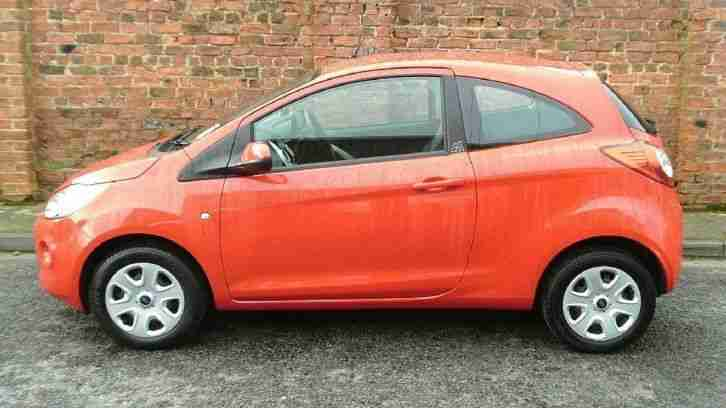 2012 Ford KA 1.2 Edge 3dr