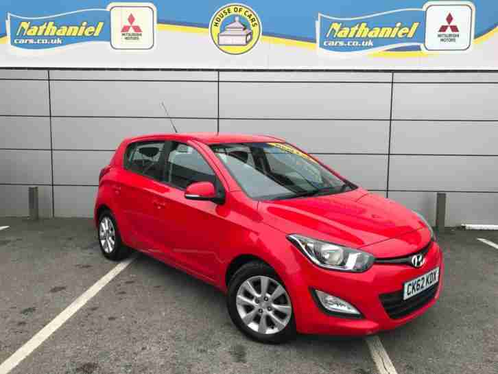 2012 I20 ACTIVE HATCHBACK PETROL