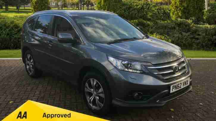2012 CR V 2.2 i DTEC EX 5dr Panoramic