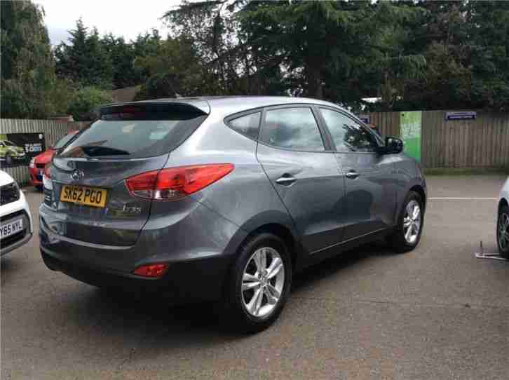 hyundai 2012 ix35 style gdi petrol grey manual car for sale. Black Bedroom Furniture Sets. Home Design Ideas