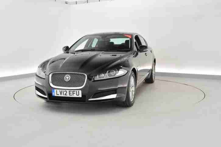 2012 JAGUAR XF 2.2d [163] SE Business 4dr Auto
