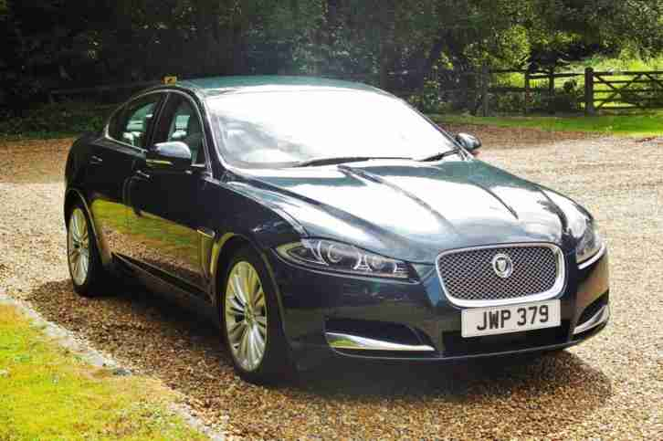 jaguar 2012 xf v6 portfolio saloon diesel car for sale. Black Bedroom Furniture Sets. Home Design Ideas