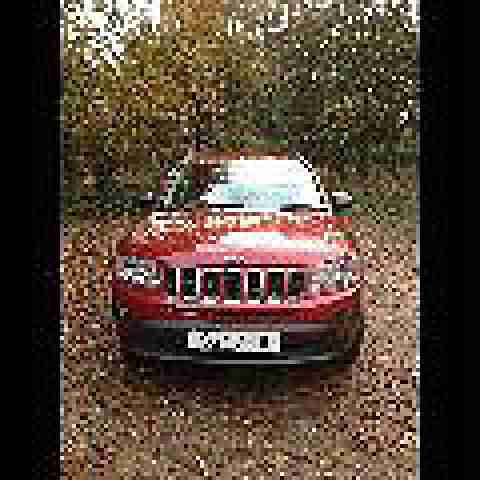 2012 JEEP COMPASS LIMITED CRD RED