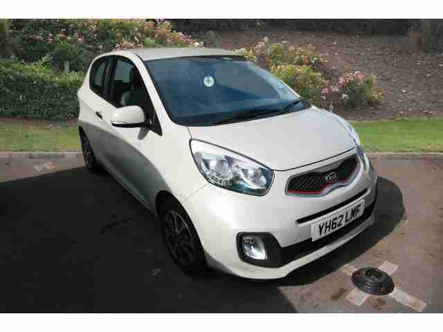 Kia Picanto. Kia car from United Kingdom