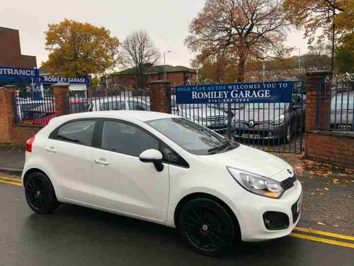 2012 Rio 1.25 (84BHP) '2' 5 DOOR! ONLY