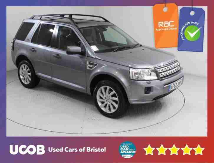 2012 LAND ROVER FREELANDER 2 2.2 SD4 HSE 4X4
