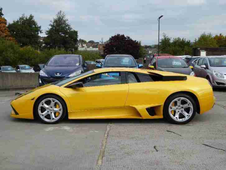 Lamborghini 2012 Murcielago 6 5 Lp640 2dr Car For Sale