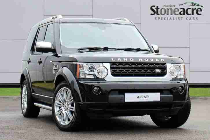 2012 Land Rover Discovery 4 3.0 SD V6 HSE LUX