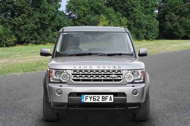 2012 Land Rover Discovery Sd V6 [255] Auto Diesel Automatic
