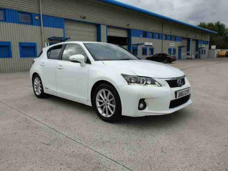 Lexus CT. Lexus car from United Kingdom