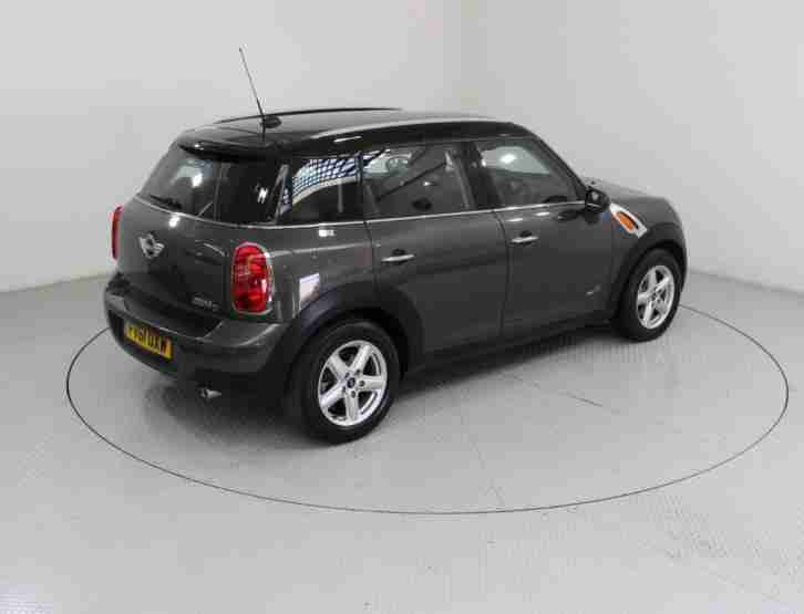 2012 MINI COUNTRYMAN 1.6 COOPER D (CHILI) ALL4 5DR HATCHBACK DIESEL