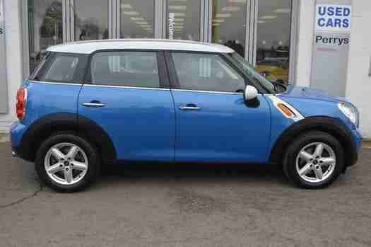2012 MINI Countryman 1.6 Cooper 5 door [Chili Pack] Petrol Hatchback