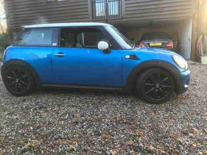 2012 MINI Coupe 1.6 John Cooper Works 3dr