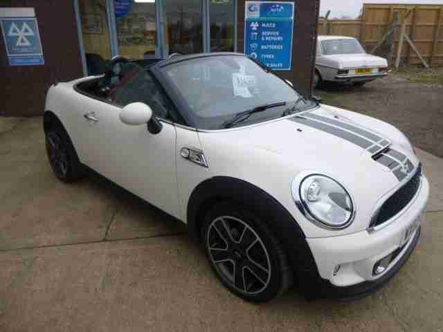Mini 2012 Roadster 16 Cooper S Auto Car For Sale