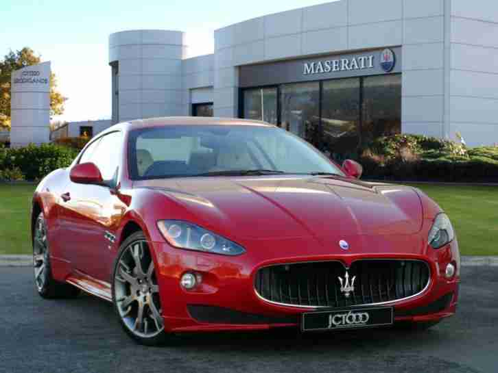 2012 GranTurismo V8 S 2dr MC Shift