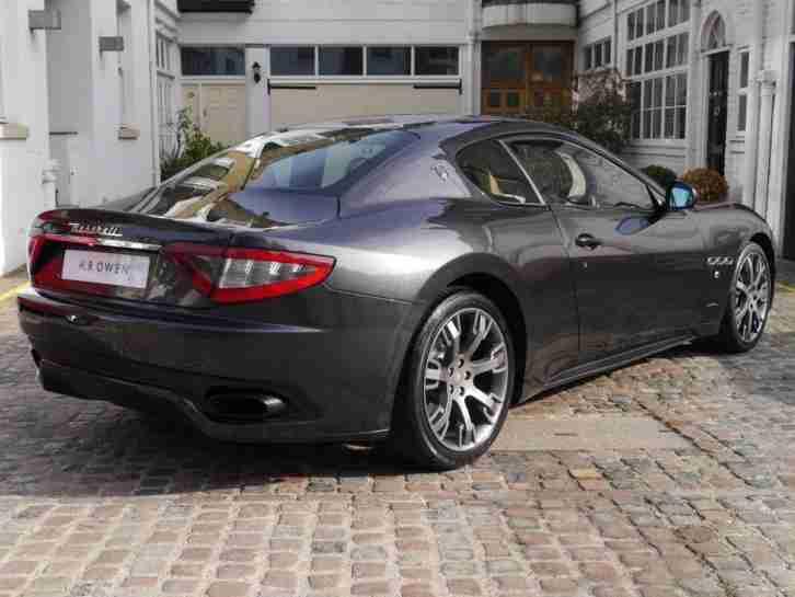 maserati 2012 granturismo sport mc auto 12 62 petrol automatic car for sale. Black Bedroom Furniture Sets. Home Design Ideas