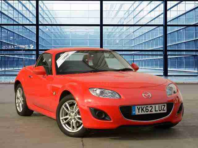 2012 Mazda MX-5 I ROADSTER SE Hard Top Roof. Sporty 2 Seater Convirtible. Front