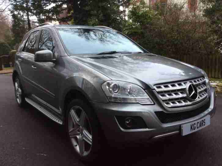 2012 Mercedes Benz ML 300 3.0CDI Sport Blue F auto BUY FOR £58 PER WEEK