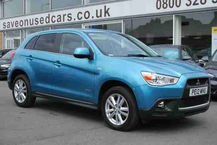 2012 ASX 1.8 3 ClearTec 5dr 5 door