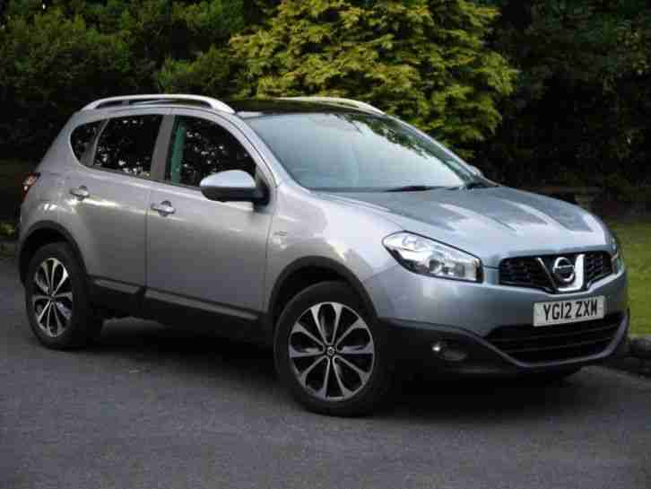 Nissan 2012 QASHQAI 1.6 dCi N Tec+ 5dr 4WD [Start Stop]. car for sale