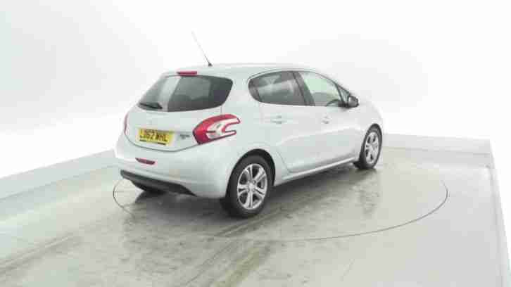 2012 PEUGEOT 208 1.6 e-HDi Allure 5dr 10075 die..