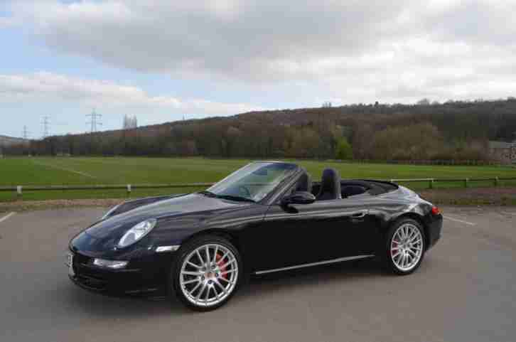 2012 PORSCHE 911 CARRERA PDK ONE OWNER FULL PORSCHE HISTORY CONVERTIBLE PETROL