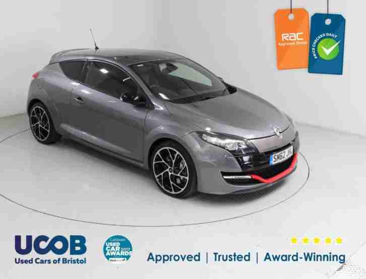 2012 RENAULT MEGANE 2.0 RENAULTSPORT (S S) 3DR COUPE PETROL