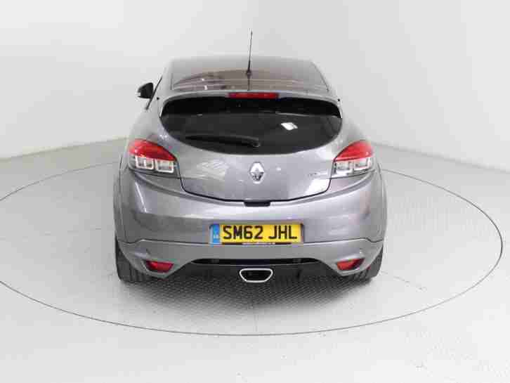 2012 RENAULT MEGANE 2.0 RENAULTSPORT (S/S) 3DR COUPE PETROL