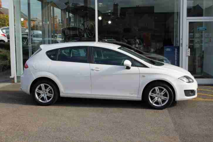 2012 SEAT Leon 1.6 TDI CR Ecomotive S Copa 5dr Diesel Manual