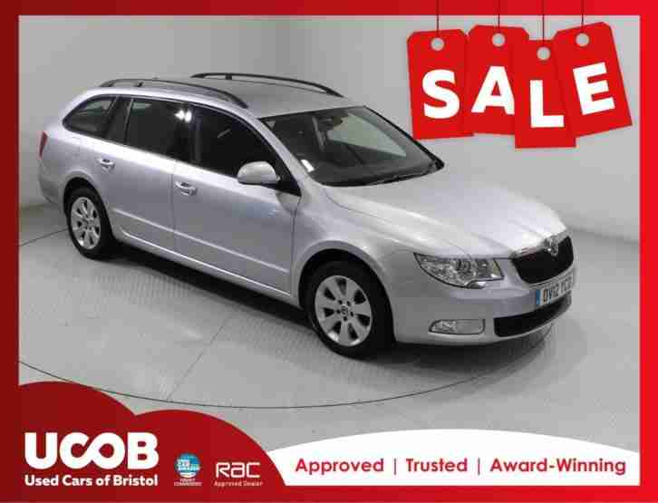 2012 SKODA SUPERB 2.0 TDI CR DPF S 5DR ESTATE DIESEL
