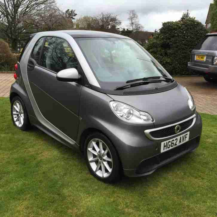Smart FORTWO PASSION (1 Lady Owner Low Miles With Leather