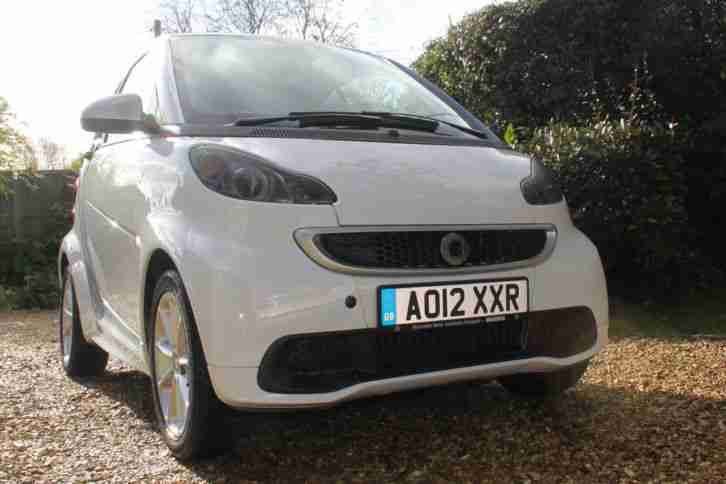 2012 SMART FOURTWO PASSION MHD - Cheap insurance - Ideal first car