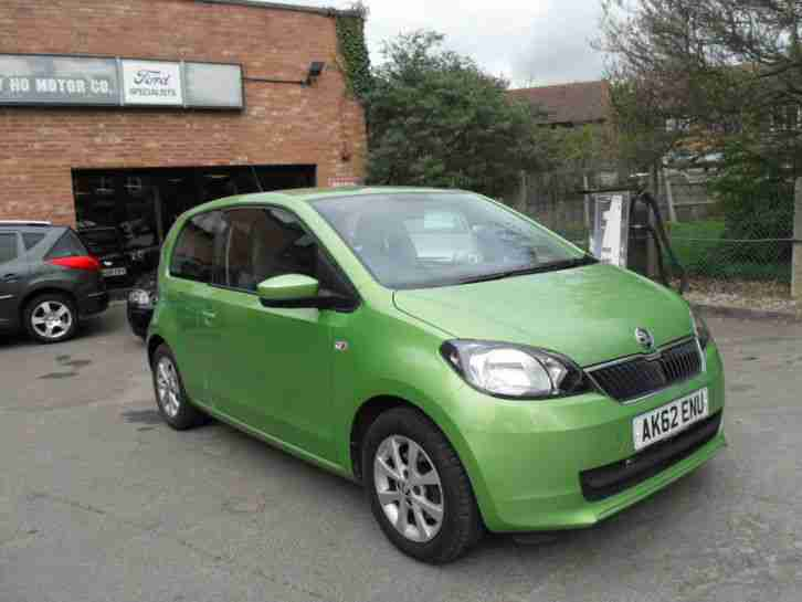 2012 Citigo 1.0 MPI ( 60ps ) Green Tech