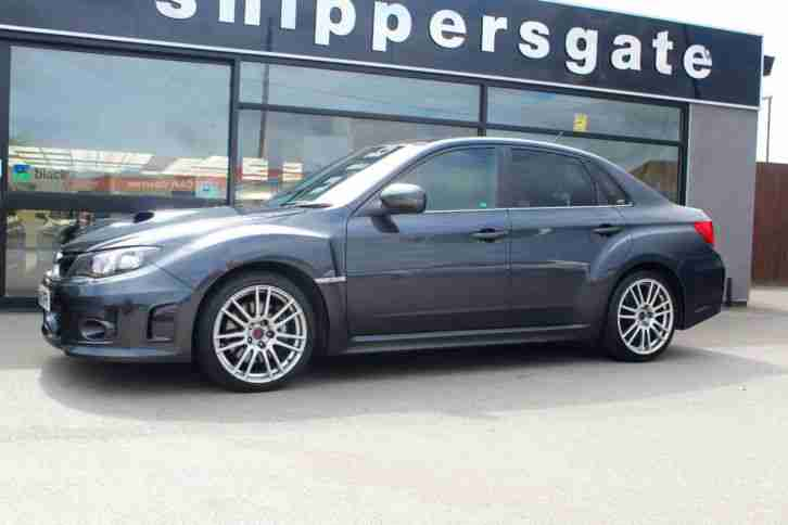 2012 Subaru WRX 2.5 2011MY STI Type UK